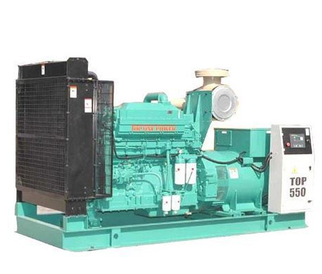 diesel silent generators on hiring