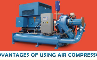 The Top Advantages of Using Air Compressor [Infographic]